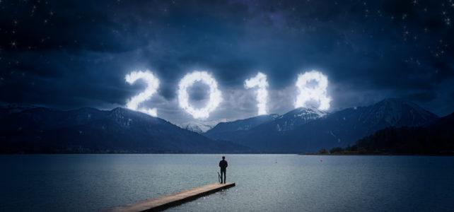 Nedal jsem si žádná předsevzetí. Ani cíle. Protože chci mít lepší rok 2018.