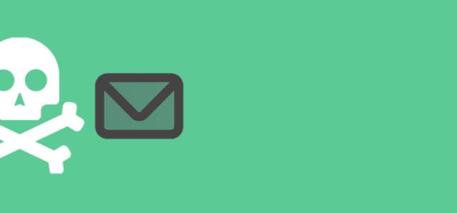 Škola emailu #1: Považujte každý email za defekt