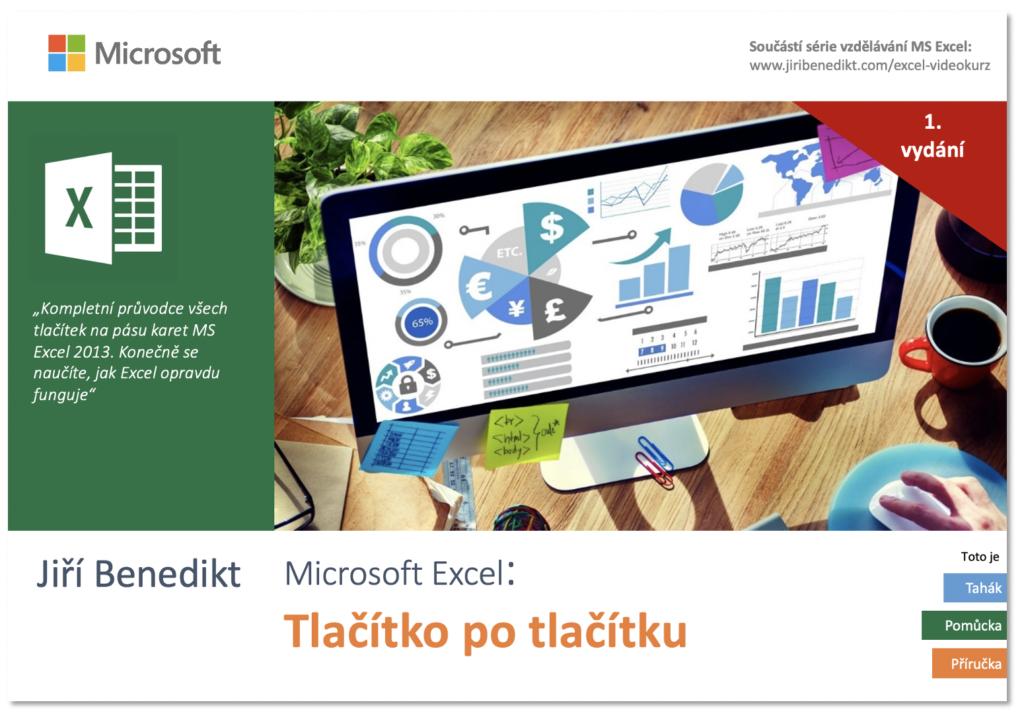 Kniha Excel ke stažení zdarma