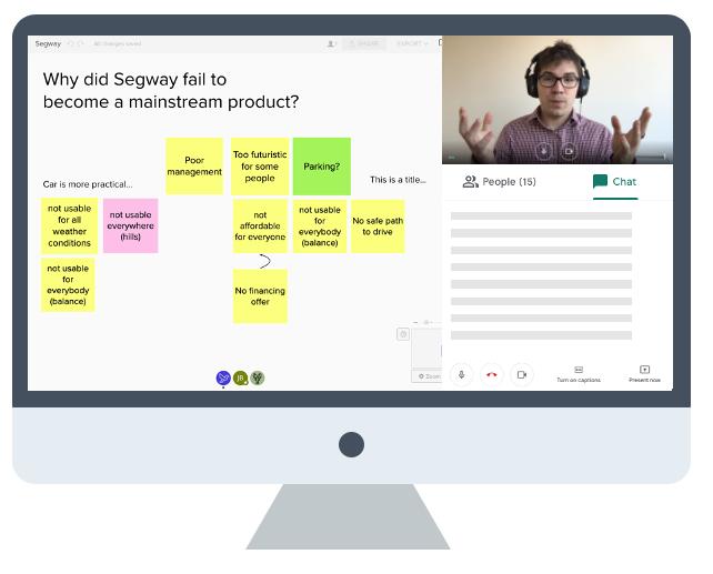 Design thinking online školení